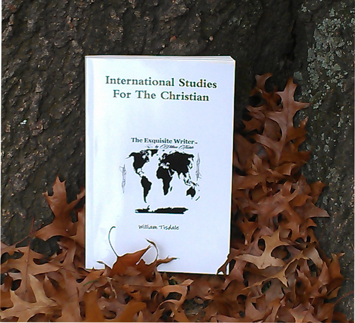 My Book Is Also Available: International Studies For The Christian